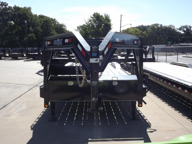 2017 Load Trail GC0240073B00ESCC30CR3D02F09H15M0406W01EL1RR1CB2 Car / Racing Trailer