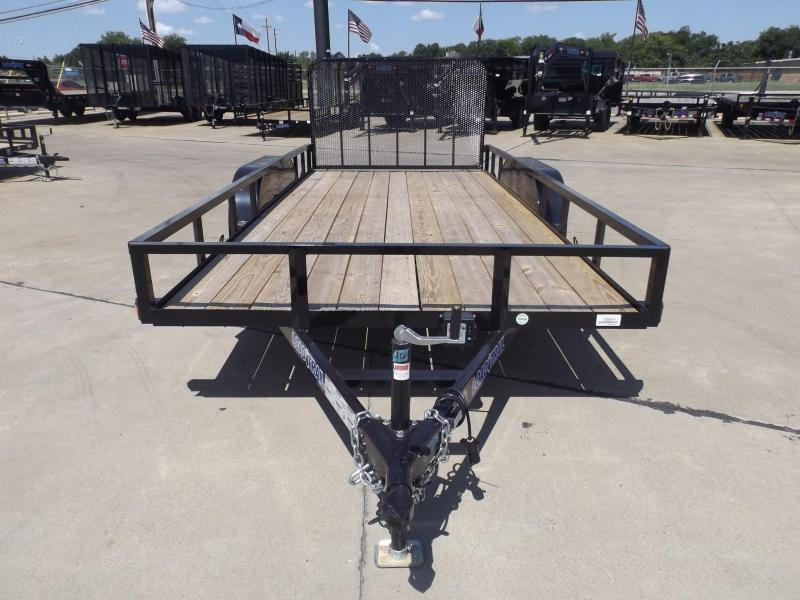 2017 Load Trail UE8316032ESBG04CB2 Utility Trailer