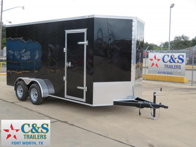 2019 Salem Trailers 7 x 16 Enclosed Cargo Trailer