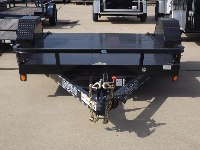 2017 Load Trail SH7710071ETASTITM1ZP2CB2 Equipment Trailer