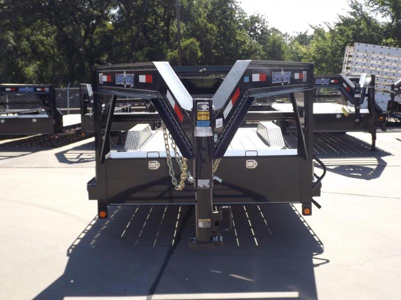 2017 Load Trail GB0228072D01F09TM1CB2 Equipment Trailer