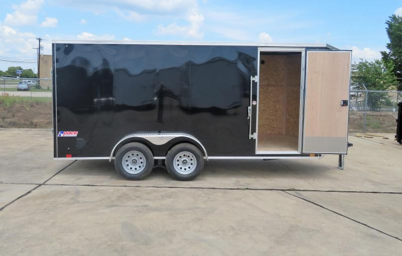 2019 Pace American 7 x 16 Enclosed Cargo Trailer