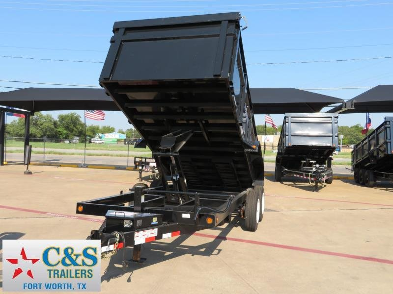 2018 Load Trail DT8316 Dump Trailer