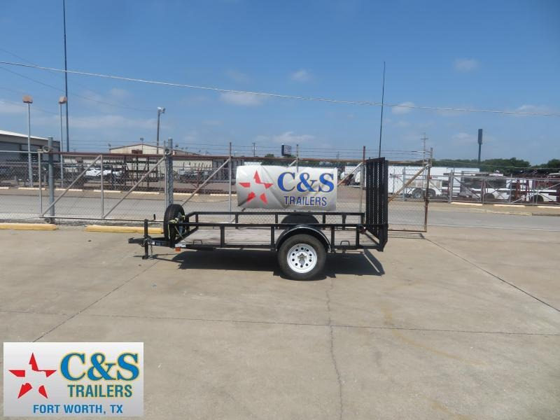 2015 Top Hat Trailers 5x10 Utility Trailer