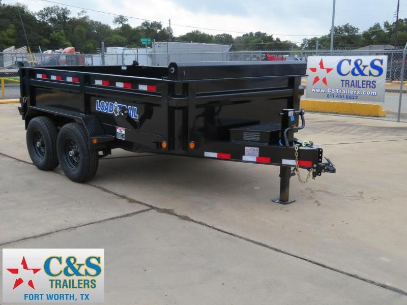 2019 Load Trail 12 Dump Trailer
