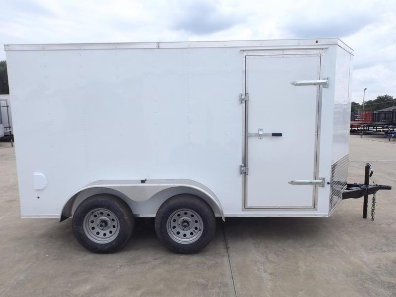 2017 Cross Trailers 6X12TA Enclosed Cargo Trailer