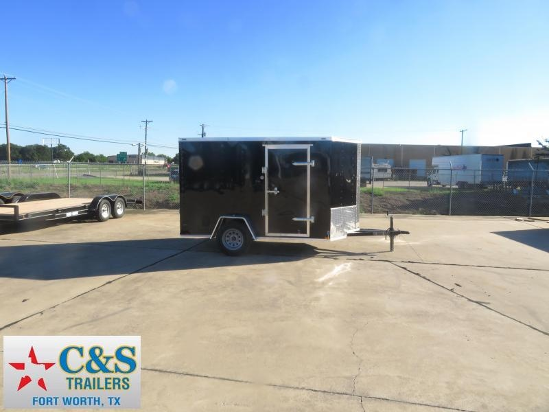 2019 Lark 6 x 10 Enclosed Cargo Trailer