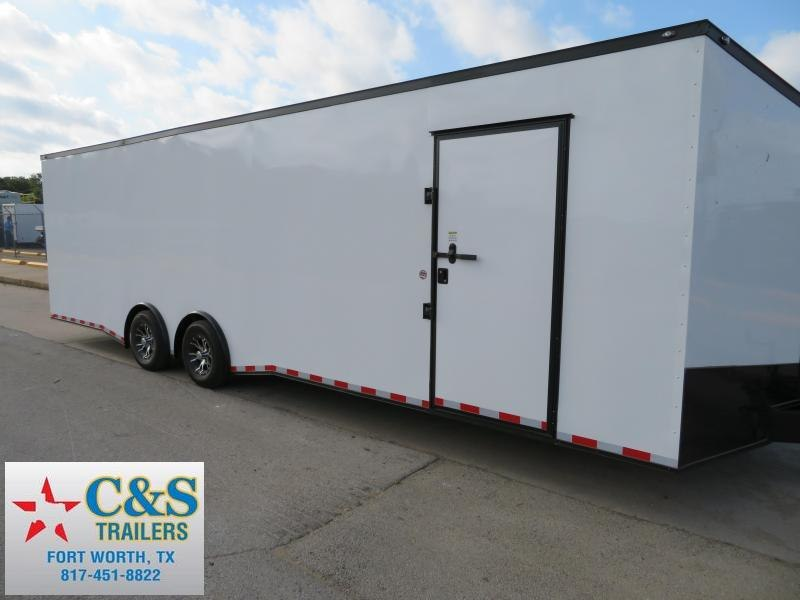 2018 Spartan 8.5x28 Enclosed Cargo Trailer