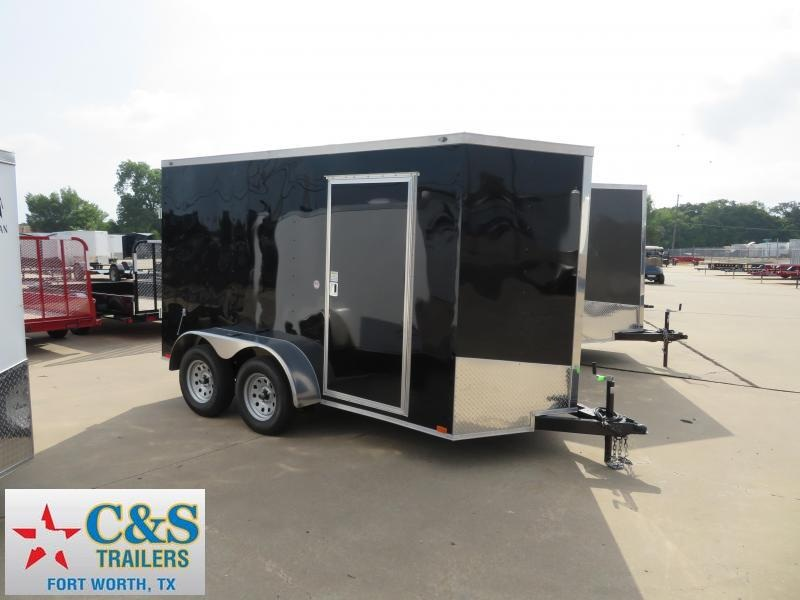 2018 Spartan 6X12 Enclosed Cargo Trailer