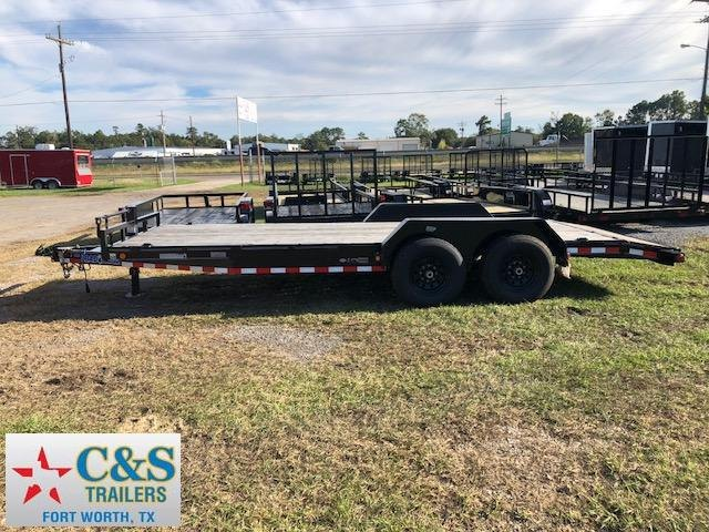 2018 Load Trail 83x20 BPTA Car / Racing Trailer
