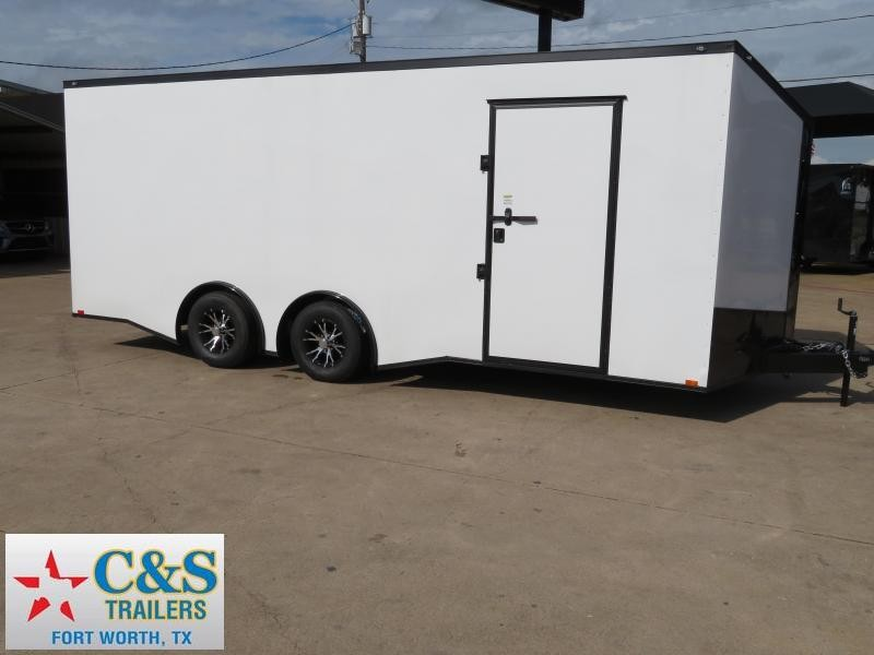 2019 Spartan 8.5 x 20 Enclosed Cargo Trailer