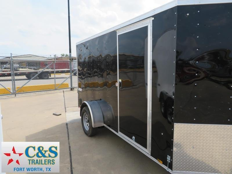 2019 Pace American 6X12 Enclosed Cargo Trailer