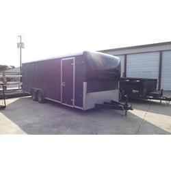 Rental 17 - Wells Cargo 8.5' x 20' Car Hauler
