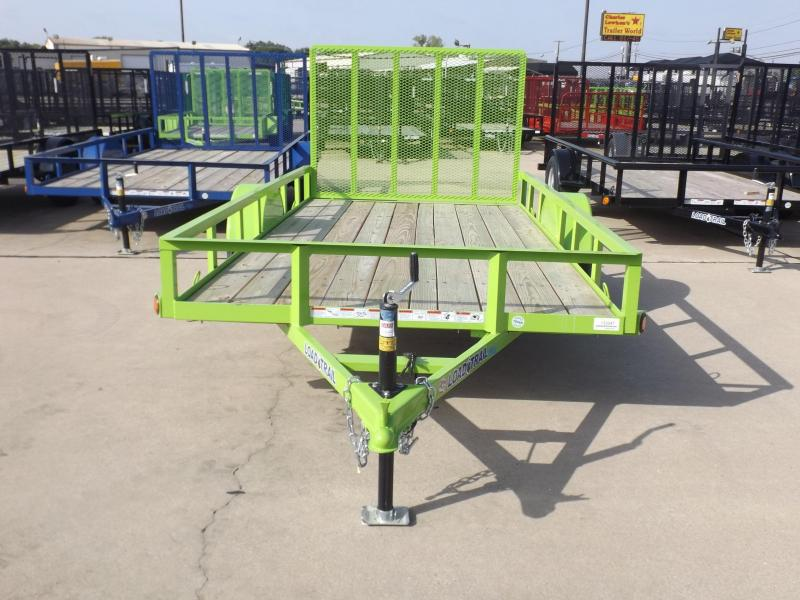 2017 Load Trail SE7212031IS0G09CNG Utility Trailer