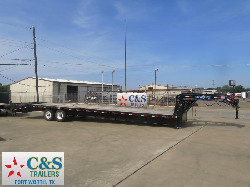 2017 Load Trail 102 x 34 Equipment Trailer