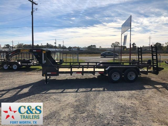 2018 Kearney 82X20 GNTA Equipment Trailer