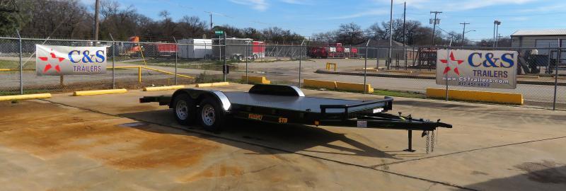"""2019 Kearney 83'"""" x 18' Car Hauler Trailer"""