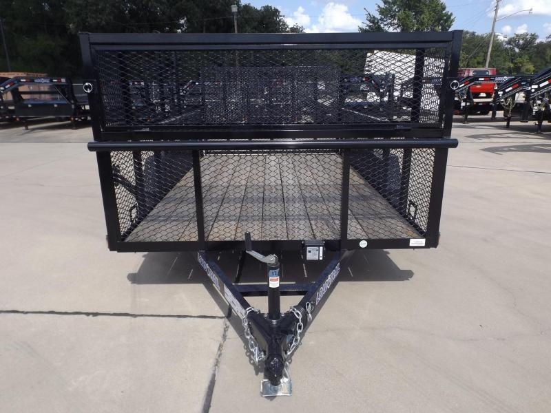 2017 Load Trail UE8312032ESAF05G09P03Q02TC1WE1TM1ZP2CB2 Utility Trailer