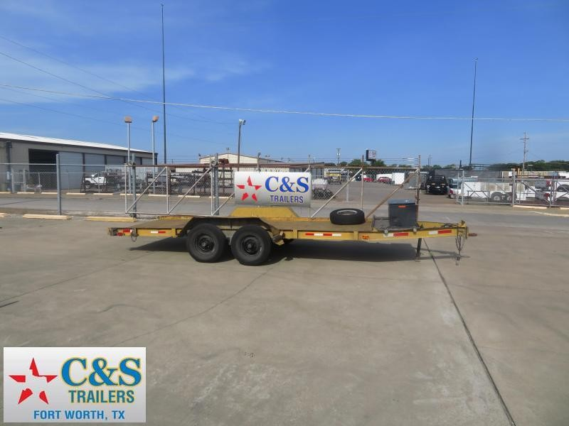 1983 Other 83 X 22 Utility Trailer