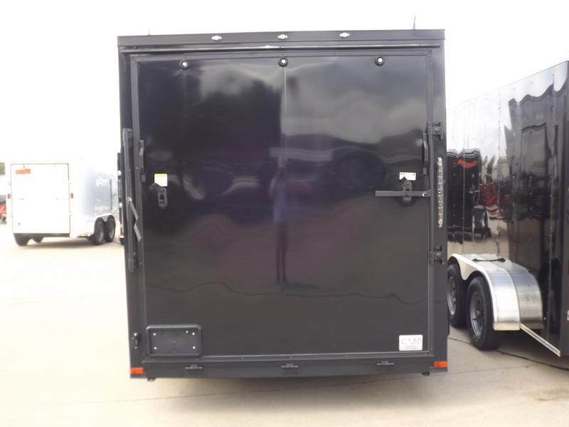 2017 Spartan SP7X14TA Enclosed Cargo Trailer