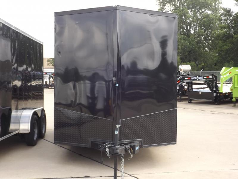 2017 Spartan SP7X14TA Enclosed Cargo Trailer