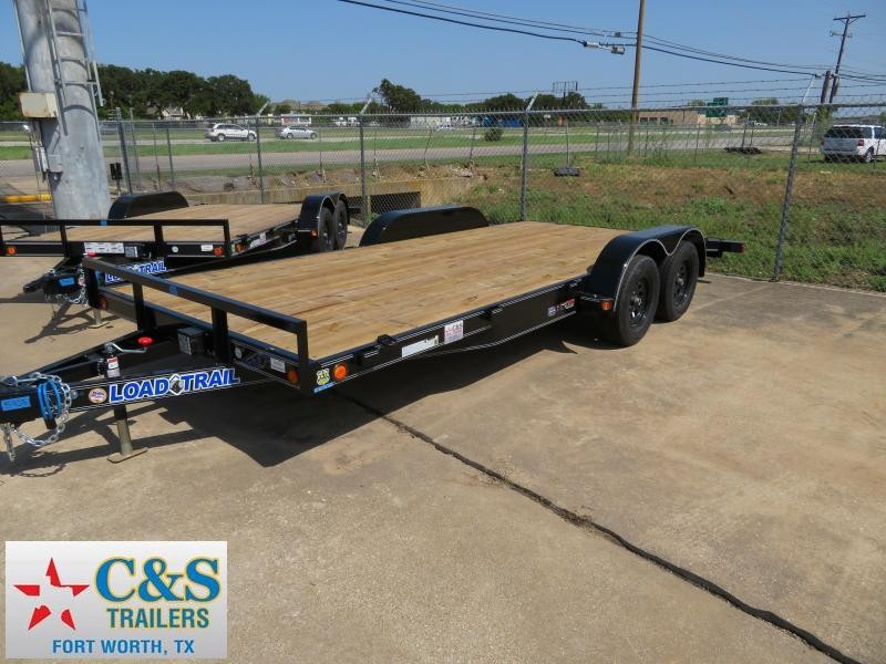 2018 Load Trail 7X18 Car / Racing Trailer
