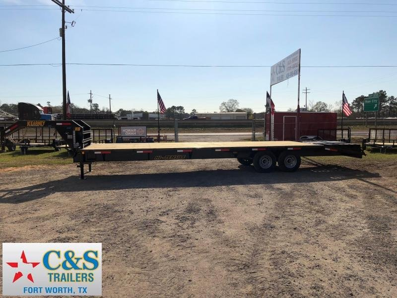 2019 Kearney 102x30 GNTA Equipment Trailer