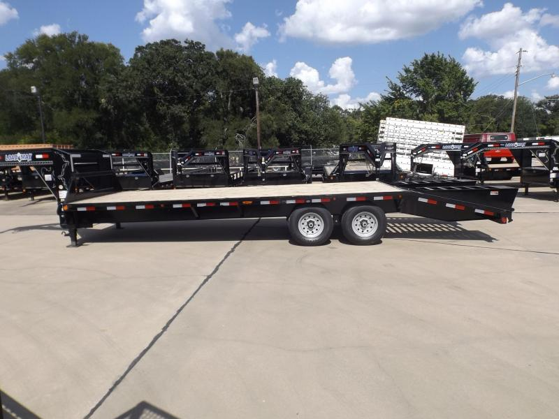 "Load Trail 2017 102"" x 25' Flatbed Trailer"