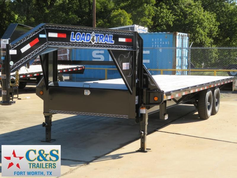 2018 Load Trail 102 X 24 Flatbed Trailer