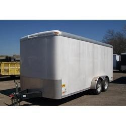 Rental 11 - Pace American 7 x 16 Enclosed Cargo Trailer