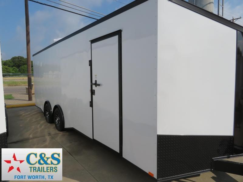 2018 Spartan 8.5X24 Enclosed Cargo Trailer