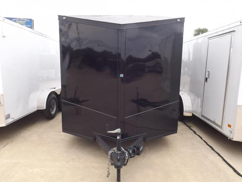 2017 Spartan 7x12TA Enclosed Cargo Trailer