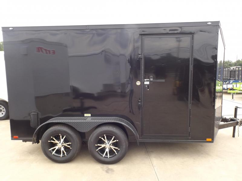 2017 Spartan 7x12TA Enclosed Cargo Trailer