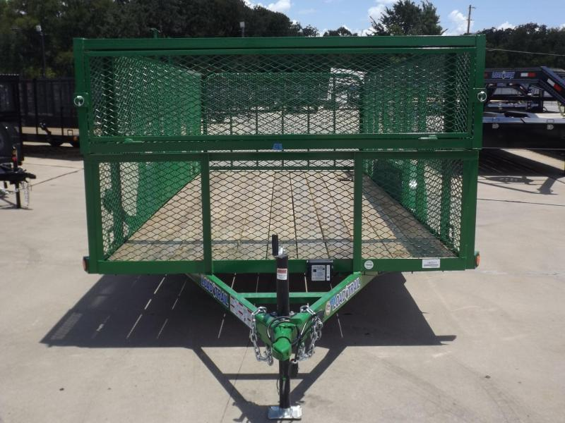2017 Load Trail UE8316032ESAG04P02Q04TC1WE1TM1ZP2CG7 Utility Trailer