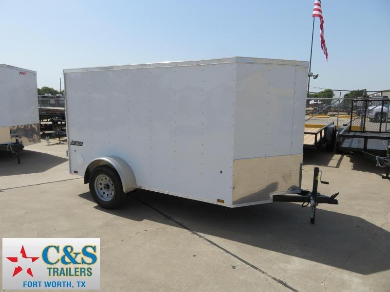 2019 Pace American 5x10 Enclosed Cargo Trailer