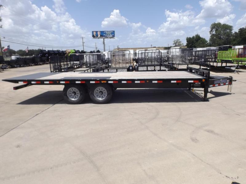 2017 Load Trail PE0224072ESBL07CB2 Flatbed Trailer