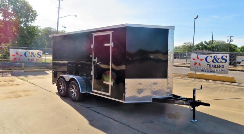 2019 Kearney 7' x 14' Motorcycle Trailer