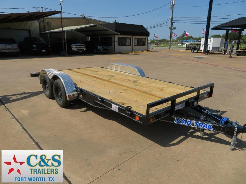 2019 Load Trail 7X18 Car / Racing Trailer