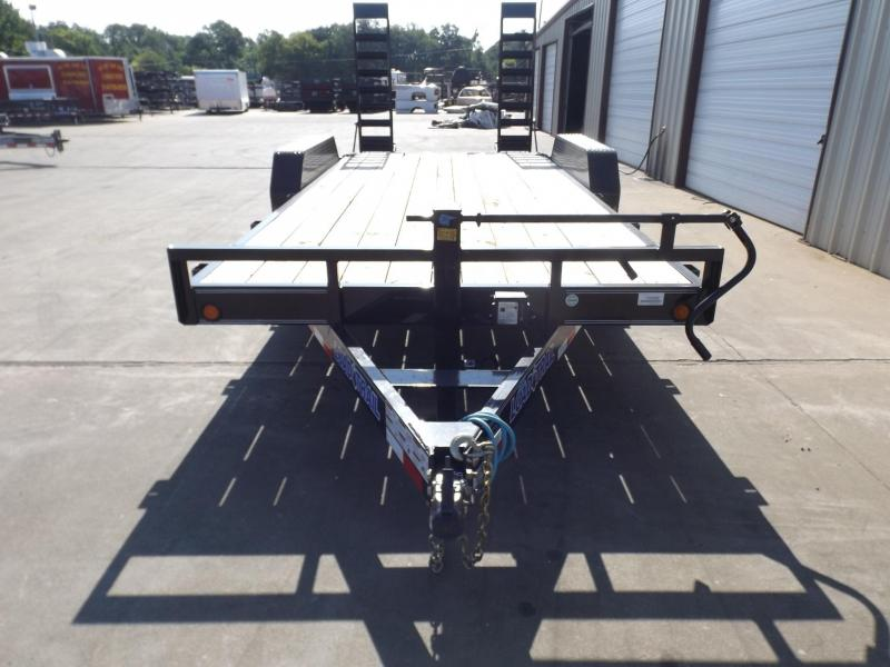 2017 Load Trail CH8320072B00ESBD01H03SP1TM1CB2 Equipment Trailer