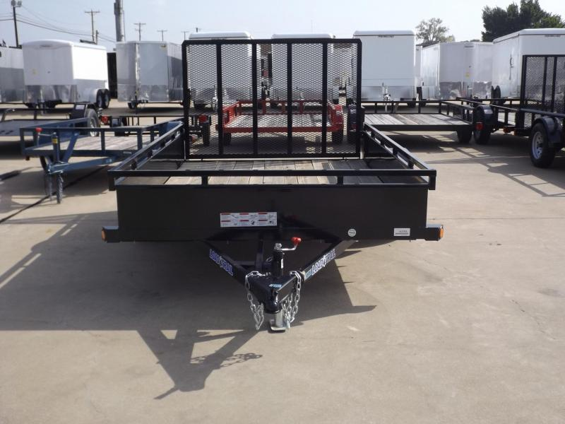 2017 Load Trail SS7710031IS0G09J01P11ZP2CB2 Utility Trailer