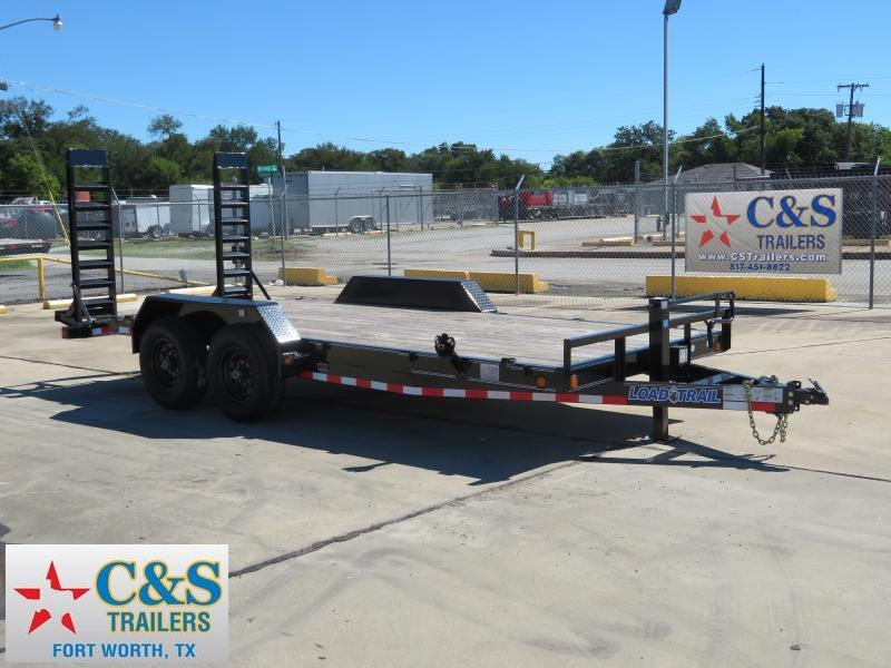 2019 Load Trail 83 x 18 Equipment Trailer