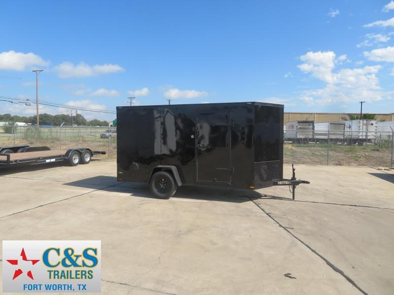 2020 Lark 6 x 12 Enclosed Cargo Trailer