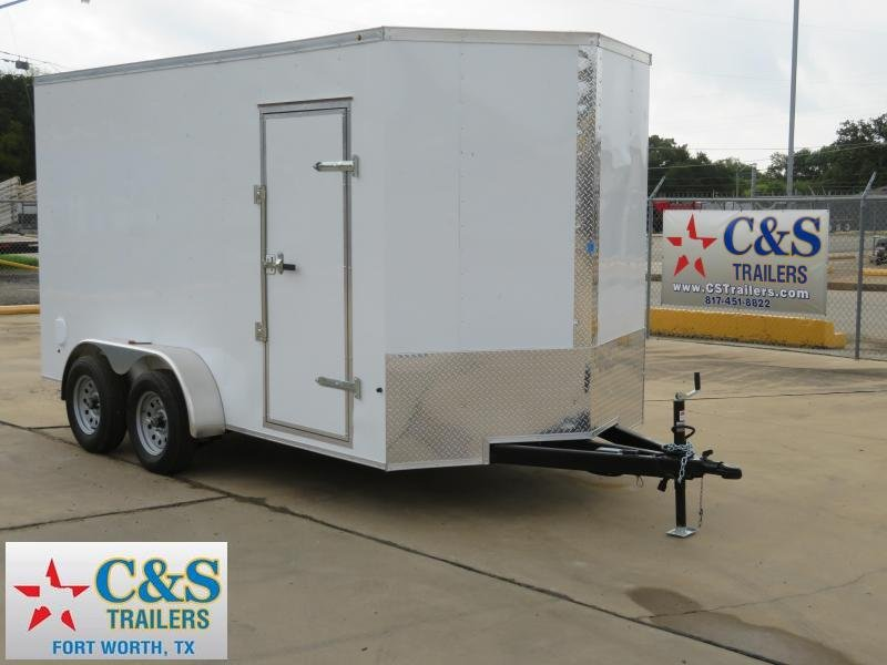 2019 Salvation Trailers 0 Enclosed Cargo Trailer