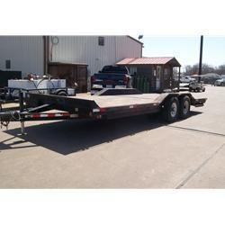 Rental 46 - 22' Steel Floor Car Hauler