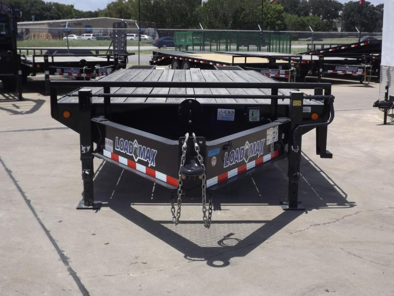 2015 Load Trail PH0224072ESBD13CB2 Flatbed Trailer