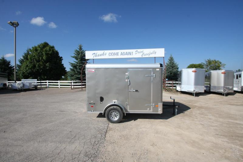 2017 American Hauler Industries AirLite 6x10 Enclosed Cargo Trailer