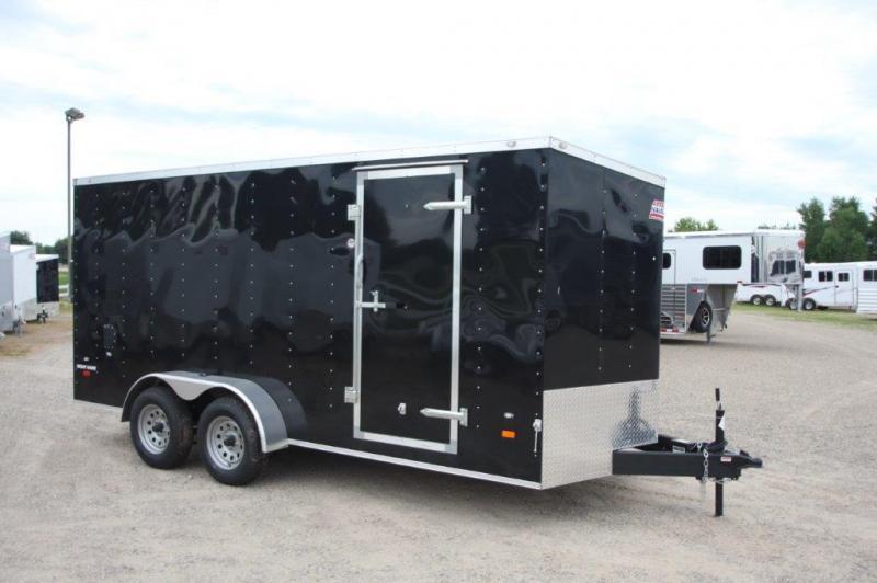 2016 American Hauler 7x16 trailer
