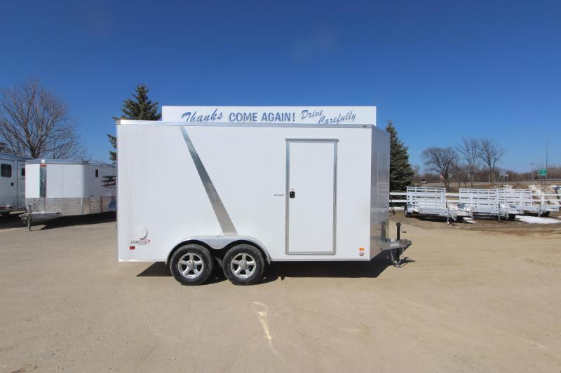 2019 Bravo Trailers Alum Scout 7x14 Enclosed Cargo Trailer