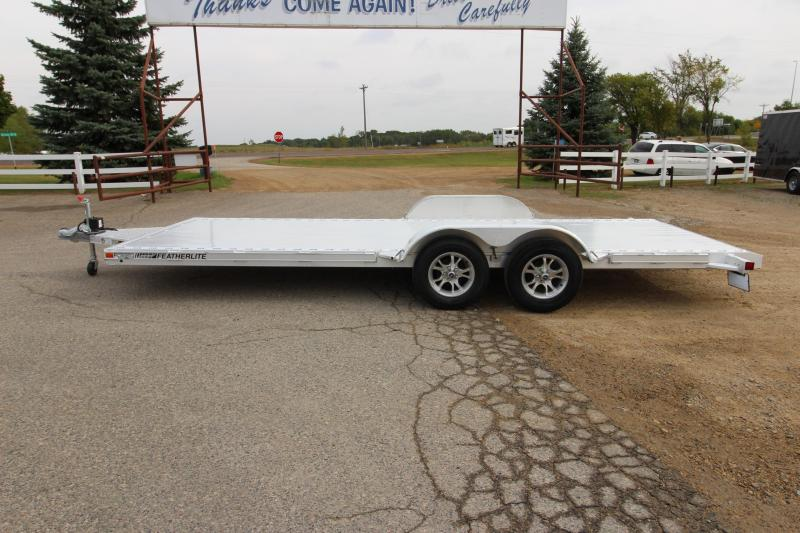 2018 Featherlite 3182 20 Car / Racing Trailer