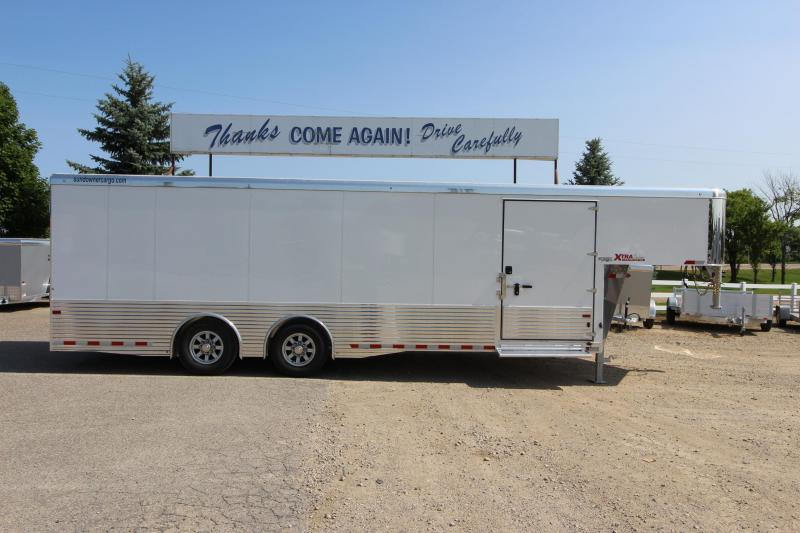 2019 Sundowner Trailers 24 GN Car / Racing Trailer